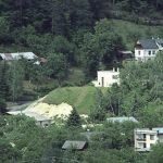 Pohľad na okolie šachty Althandel v r. 2002