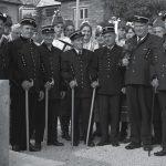 Osadenie pamätnej tabule k 250-temu výročiu prevádzky Potterovho stroja v r. 1972