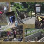 Adit renovation on the occasion of the 10th meeting of Slovak mining towns – 19 – 21 May 2017