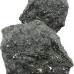 Pyrite ores