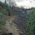 The Kýzový ('Ochreous') potok Brook under the Banícke námestie Square (2001)